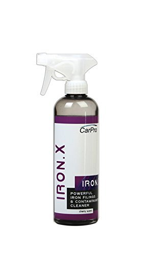 Carpro Iron X Iron Remover 500 Ml by CarPro