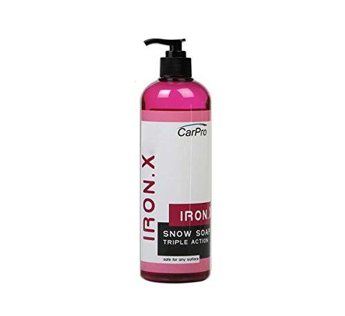 CarPro - Iron.X Snow Soap - Flugrostentferner - 500ml