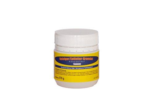 Tankdoc Tankreiniger/Entfettet für Motorrad und PKW bis 15 Liter (Reiniger 570g)