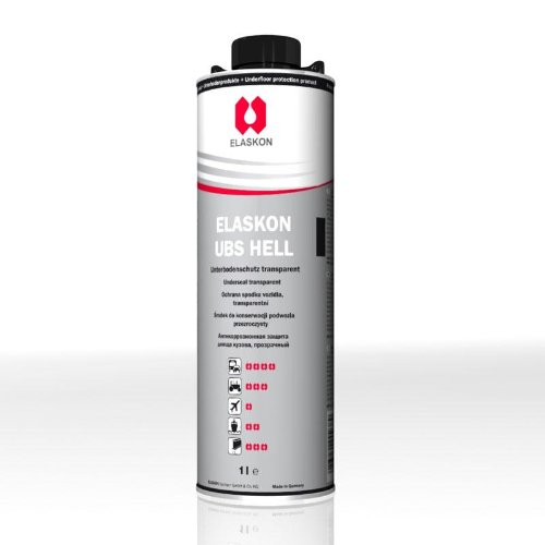 Elaskon UBS Unterbodenschutz HELL 1-Liter-Flasche