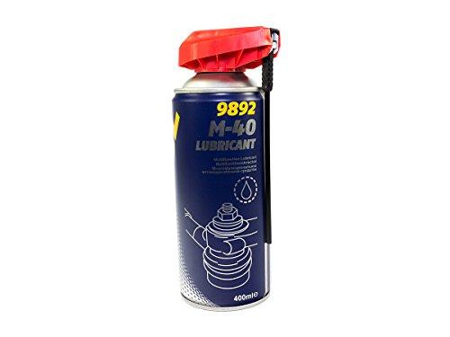 MANNOL 9892 Multifunktionskriechöl »M-40 LUBRICANT - SMART« - 400ml - Rostlöser - Kriechöl