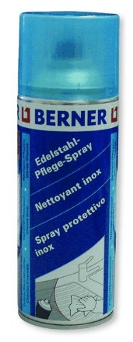 Berner Edelstahl Pflegespray 400 ml
