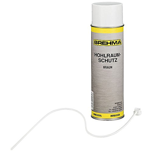 BREHMA Hohlraumschutz Hohlraumversiegelung Spray 500ml Wachs
