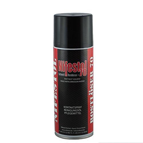 Nifestol 70 Rostlöser Spray 400ml (1)