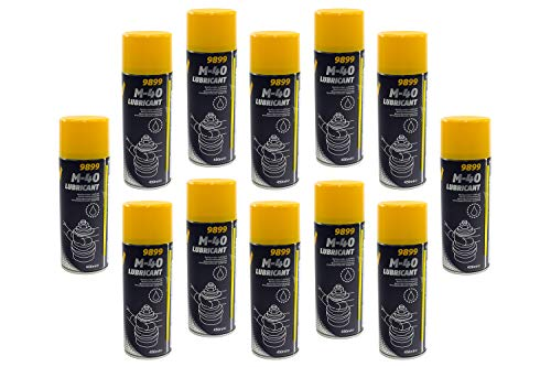 MANNOL Multifunktionskreichöl Universalöl Rostlöser M-40 12 Stück á 400 ml
