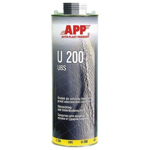 U200 Steinschlag- Unterbodenschutz 1L grau Kartusche APP