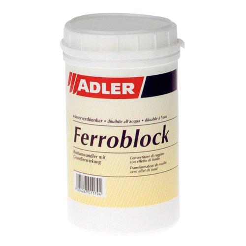 Ferroblock 1l Rostumwandler - Korrosionsschutz Rostschutz Roststabilisierung
