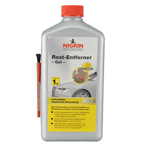 NIGRIN 72923 Rost-Entferner Gel 1 Liter