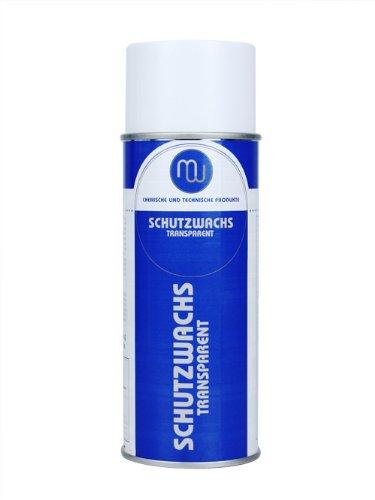 MW Schutzwachsspray Schutz Wachs Spray Motorraumwachs Versiegelung 400ml