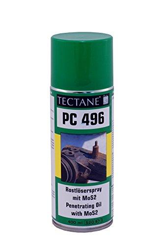 Rostlöser 8,00€/L Tectane PC496 Spray mit MOS2 400ml