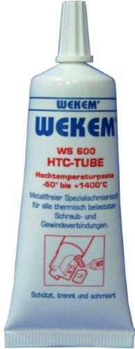 Wekem 3X 30g HTC-Tube WS600