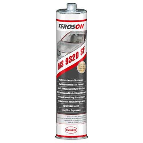 Teroson 1357960 Dichtmasse Terostat 9320, 310 ml, Grau