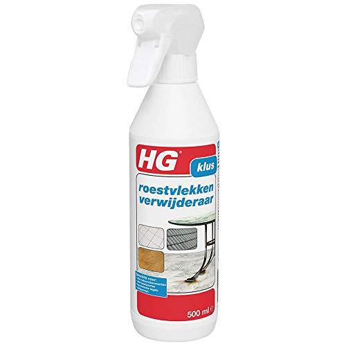 HG Reinigungsmittel zum Entfernen von Rostflecken und Oxidationsflecken, 500 ml