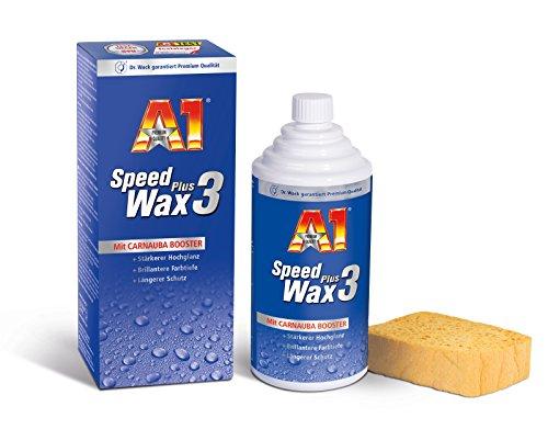 Dr. Wack 2730 A1 Speed Wax Plus 3, 500 ml