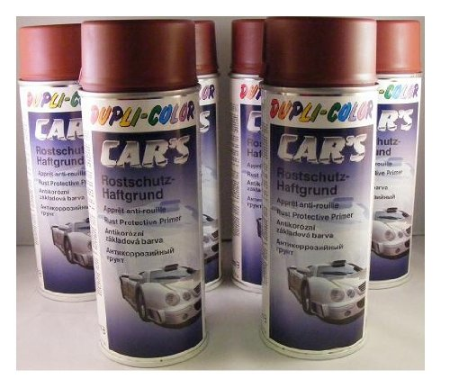 Dupli Color 740220 Car´s Haftgrund rotbraun 6 Spraydosen á 400ml