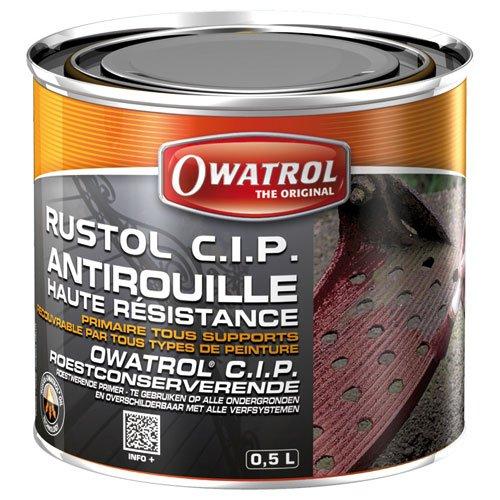 Owatrol C.I.P. Rostversiegelung Metall Primer 500 ml